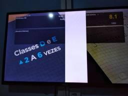 Tv 42 venda  ou troca pra uso ou retirada de peças