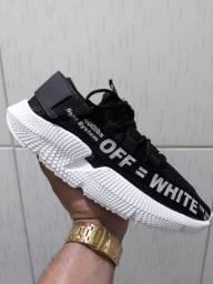 Tênis Adidas Off-White ( 38 ao 43 ) - Ver Anúncio