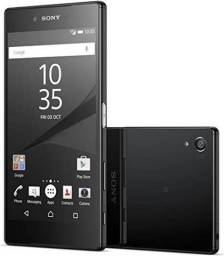 Celular Sony Z5 Premium dual Chip 32gb 3gb 23mp 4k resolução