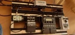 Vendo pedal boss amp fender