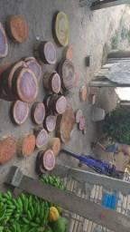 Vendo essas bolachas de madeira