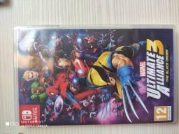 Jogo Switch - Marvel Ultimate Alliance 3