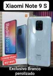 Xiaomi redmi note 9S de 128