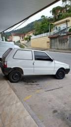 Fiat Uno furgão 12/12 GNV AC DH