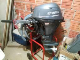VENDE-SE MOTOR DE POPA(BARCO) YAMAHA 20 HP NOVO POR 10 REAIS.