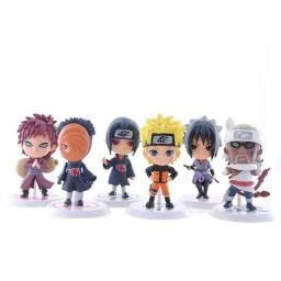 Bonecos Naruto colecionáveis