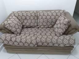 Conjunto de sofá 02 e 03 lugares