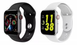 Relógio Smartwatch iwo 12 pro com 2 pulseiras