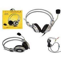 Headset com Microfone Infokit