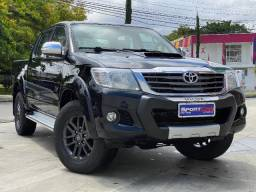 Toyota Hilux SRV Limited 3.0 4X4 Diesel 2015