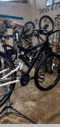 Bicicleta aro 26 ferro usada