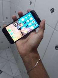 VENDO IPHONE 6 COM TELA TRINCADA MAS FUNCIONA TUDO PERFEITO DA PRA USAR ELE NORMAL