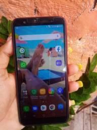 Asus 32 GB 3 de ram vermelho tela de 6