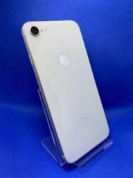 IPhone 8 Silver 64Gb semi novo