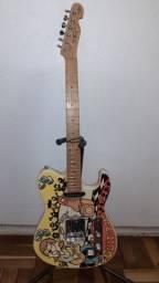 Guitarra Tagima Marcinho Eiras Signature Custom Colors Cartoon