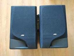 2 caixas de som JVC 21 watts