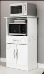 Armário pra por forno e micro-ondas