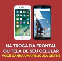 TELAS E C&A iPhones e Celulares em Geral.