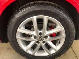Vendo rodas aro 16 golf 4 pneus Zero