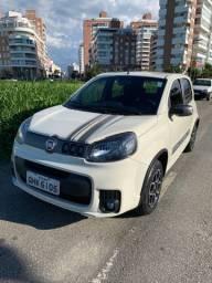 Fiat Uno Sporting 2015! Único Dono, impecável!