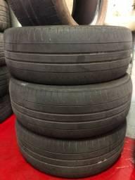 Jogo pneus Michelin aro 16 205/55