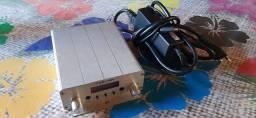 Transmissor de radio fm 15a