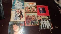 Lote de discos aprox 40 discos