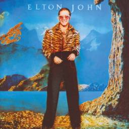 "Vinil(Lp) do Elton John ""Caribou ""Novíssimo. Capa dupla"