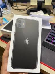 Iphone 11 64 GB PRETO NOVO LACRADO