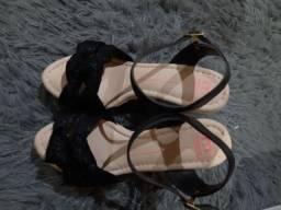 Sapatos novos