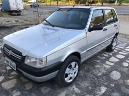 Fiat Uno Economy + manual e chave