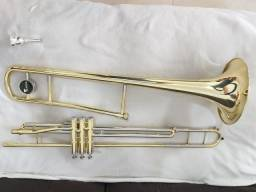 Trombone de pistos