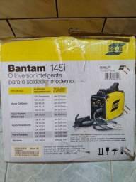 Máquina de solda Bantam 145i