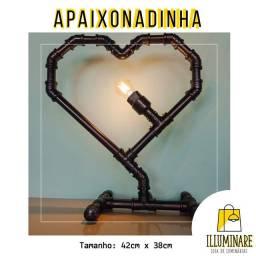 Luminária Apaixonadinha