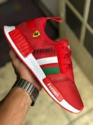NMD Ferrari vermelho