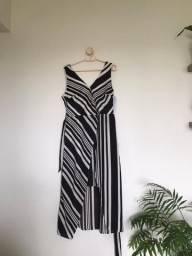 Vestido listado P