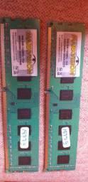 2 memória RAM 8 GB cada