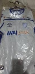 Camisa de jogo Avaí 2020; usada no clássico;