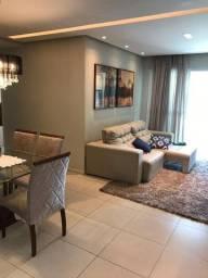 Alugo excelente apartamento mobiliado e decorado no Cond. Vile de Mônaco