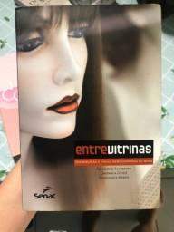 Livro Entre Vitrinas- Editora Senac