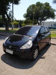 Honda Fit EX 1.5 2008 Automático e Bancos de Couro