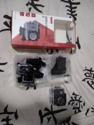 Câmera HD TOMATE Todos acessórios / Débito e crédito