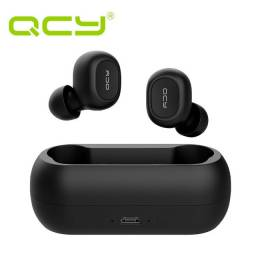 Qcy T1C- fone sem fio wireless- novo lacrado
