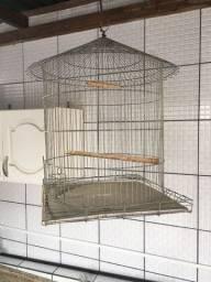 Gaiola pra papagaio ou calopzita