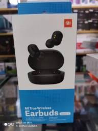 Earbuds Basic S novos lacrados globais originais com garantia