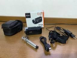 Câmera filmadora Sony HDR-CX240