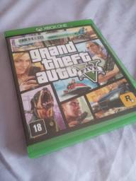 GTA V Mídia física XBOX One Original porR$100 reais