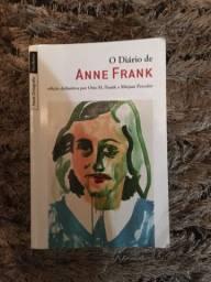 O diário de Anne Frank(edição definitiva por Otto H. Frank e Mirjam Pressler)