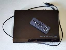 Para Peças ou Conserto. DVD Philips, Fonte Queimada. DVP2850