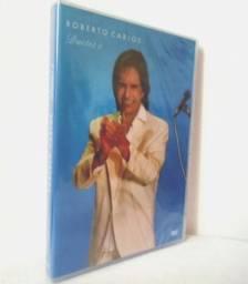 Dvd Roberto Carlos: Duetos 2 - Original Lacrado